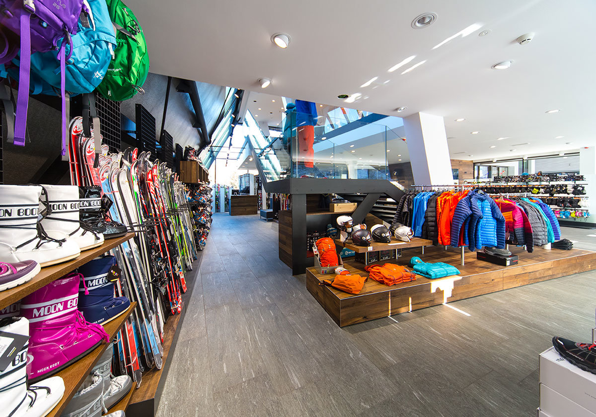 Skiverleih Shops Alpin Sports Seiser Almsüdtirol